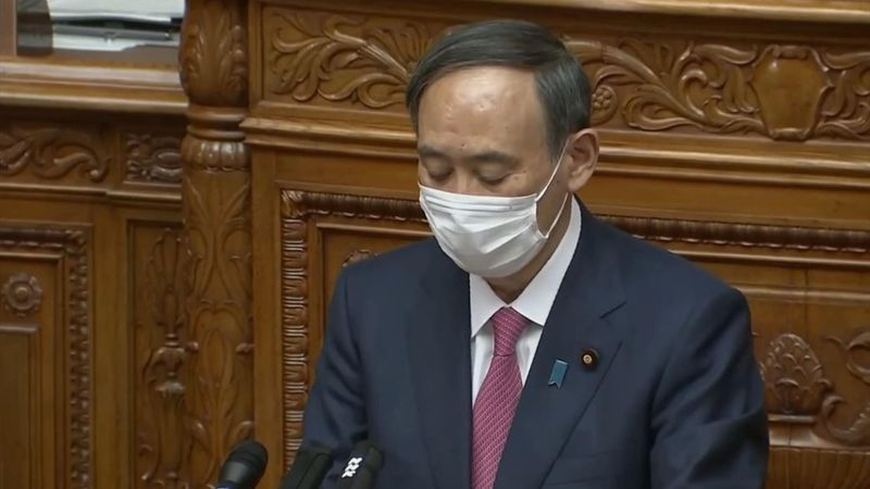 """Primo ministro Giappone: """"Olimpiadi simbolo della vittoria"""""""