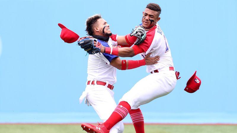 Télescopage en règle : deux coéquipiers se percutent lors d'un match de baseball
