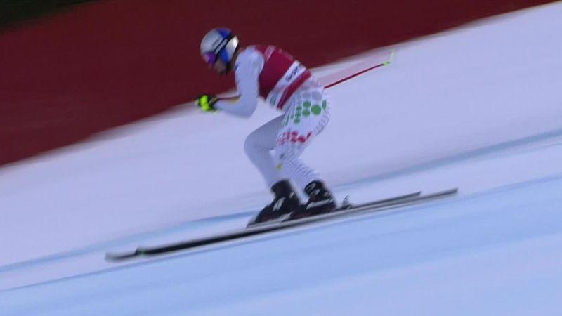 Dominik Paris leads Italy 1-2 in Bormio Downhill