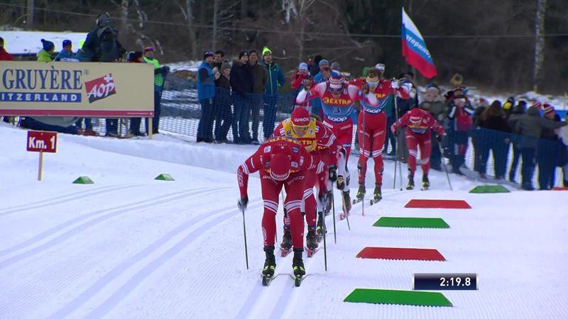 Tour de Ski | Klaebo terug aan top van het klassement