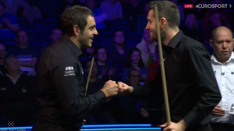 Scottish Open | Selby klopt O'Sullivan na spannende pot