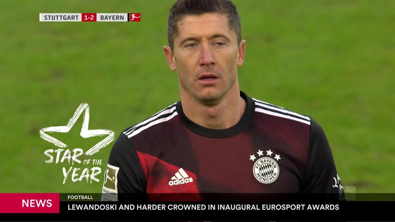 News : Eurosport Star of the Year - Lewandowski