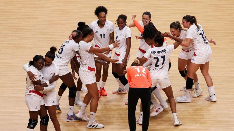 Öt évet vártak a visszavágóra, de összejött az első olimpiai arany a francia kézilabdás lányoknak