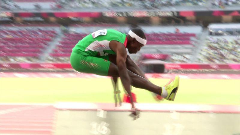Atletismo | El increíble triple salto de Pichardo que vale un oro