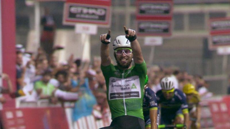 Abu Dhabi'de dördüncü etap sonu!