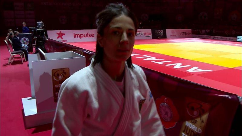 Grand Slam Antalya: Milani oro nei -48kg, argento a Giorda