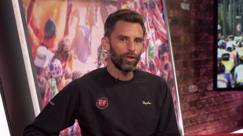 Inside the Race: Southam on Bettiol's Stage 18 win at Giro d'Italia