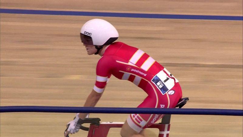 Europeos de Ciclismo en Pista: El madison femenino es propiedad de Dinamarca