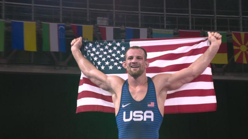 Tokyo 2020   Taylor na beslissing op punten olympisch kampioen worstelen 86kg