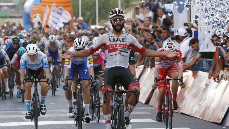 Ronde van San Juan| Gaviria wederom de snelste, Evenepoel winnaar klassement