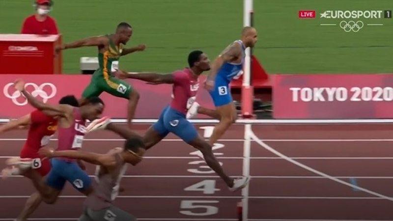 Jacobs oro storico nei 100 metri! Rivivi la gara