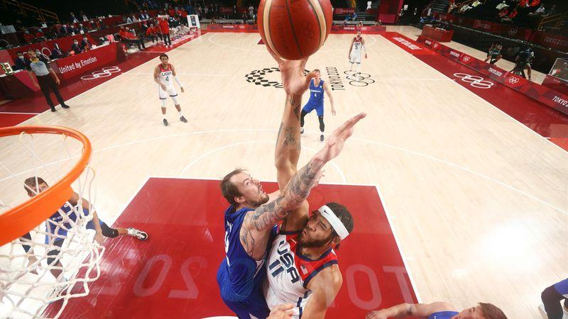 Highlights: Dream Team zurück auf Kurs - US-Basketballer dominieren Tschechien