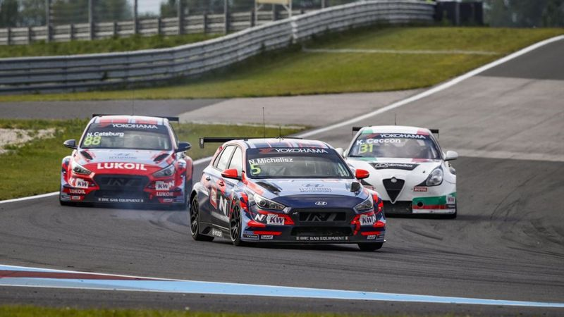 Se World Touring Car Cup direkte!