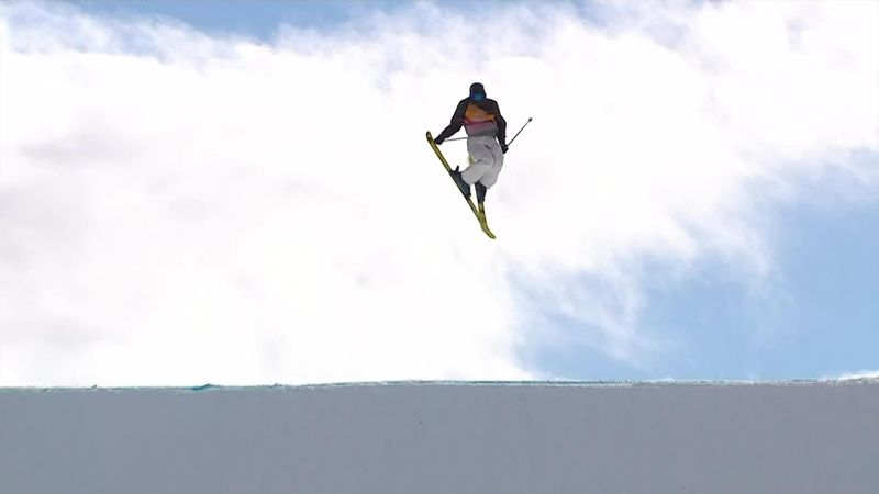 Andri Ragettli seals slopestyle win with flawless performance