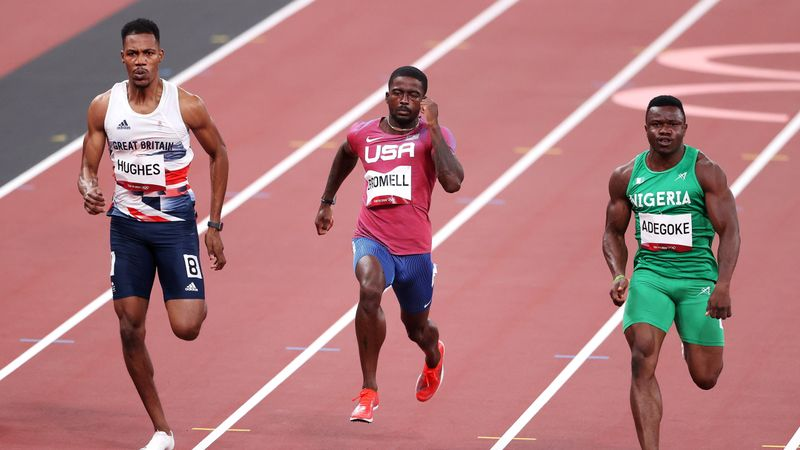 Travyon Bromell, liderul mondial pe 100 metri, rezulat teribil în serii