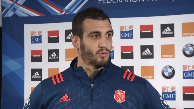 France's Yoann Maestri: England are the world No 2 side, it'll be a challenge