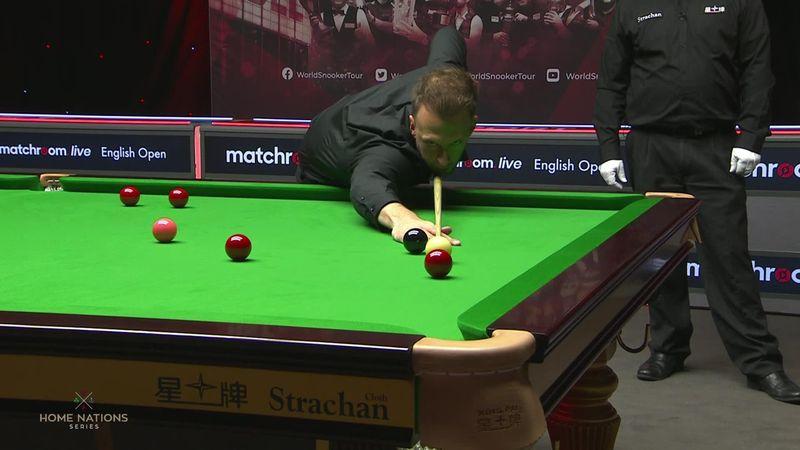 Snooker İngiltere Açık: Final