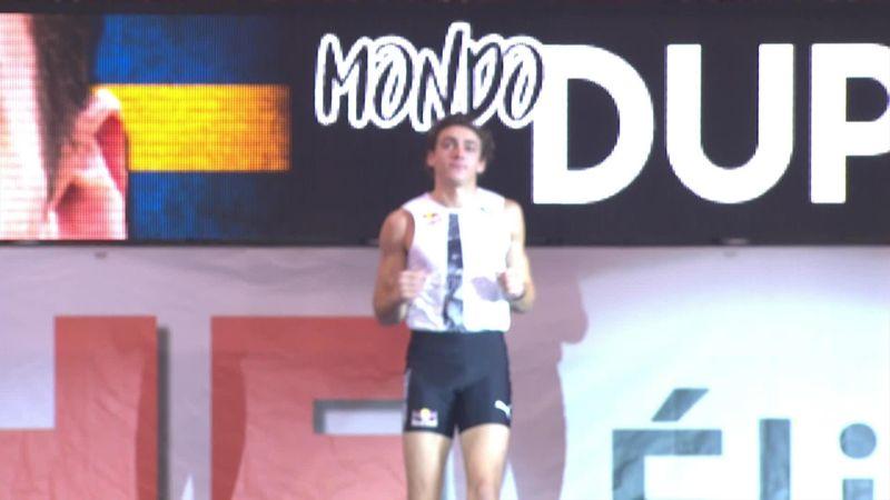 Perche Elite Tour: Mondo Duplantis gana con un salto de 6,03