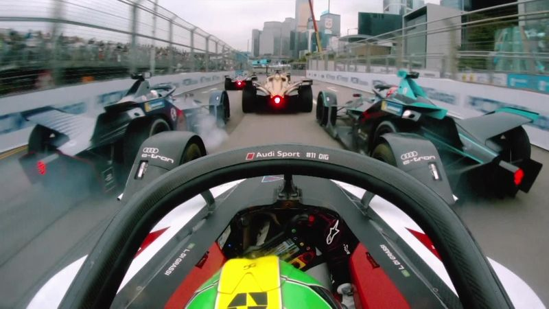 'I love it because it's fresh' - Why Formula E has such a family spirit