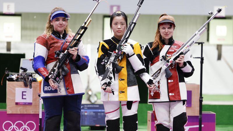 Tokyo 2020 | Yang Qian wint eerste gouden medaille van Tokyo 2020 met schieten