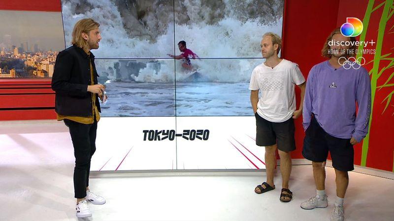 Historiens første surf-medaljer er uddelt: Eksperterne vurderer surfing som OL-disciplin
