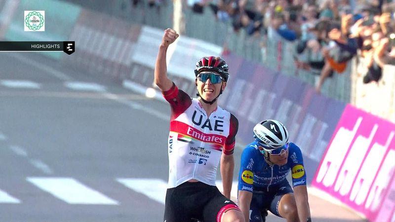 Pogacar a Liége után a Lombardiát is megnyerte, Valter nem sokkal maradt le a top 10-ről