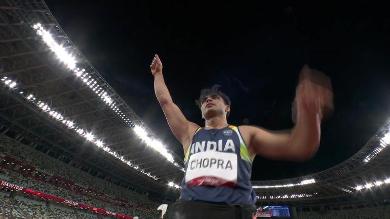 Atletismo | Chopra hace historia con el oro en jabalina