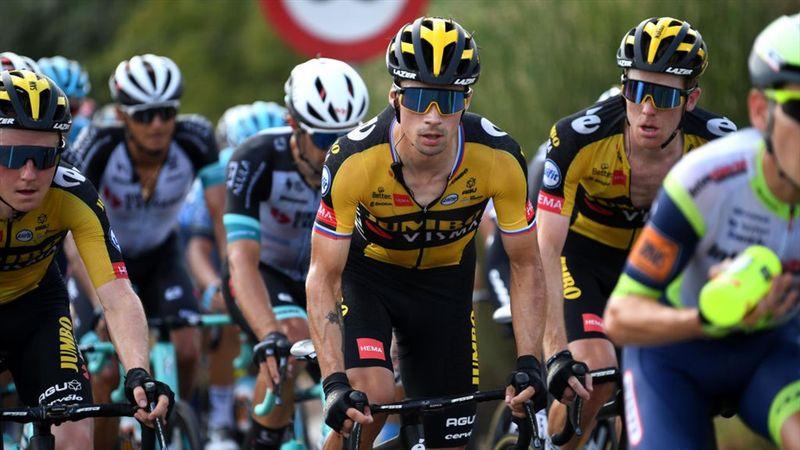 Roglic stürzt in Graben - Cort Nielsen siegt: Highlights der 12. Etappe