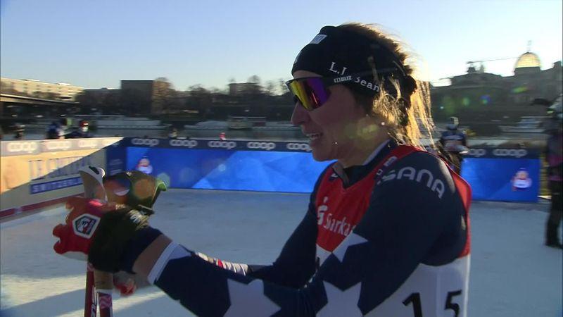 Faehndrich vince la sprint di Dresda, sesta Scardoni