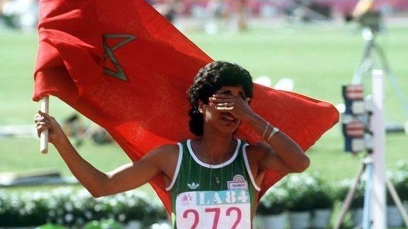 Nawal El Moutawakel o cómo el deporte significa más que un resultado individual