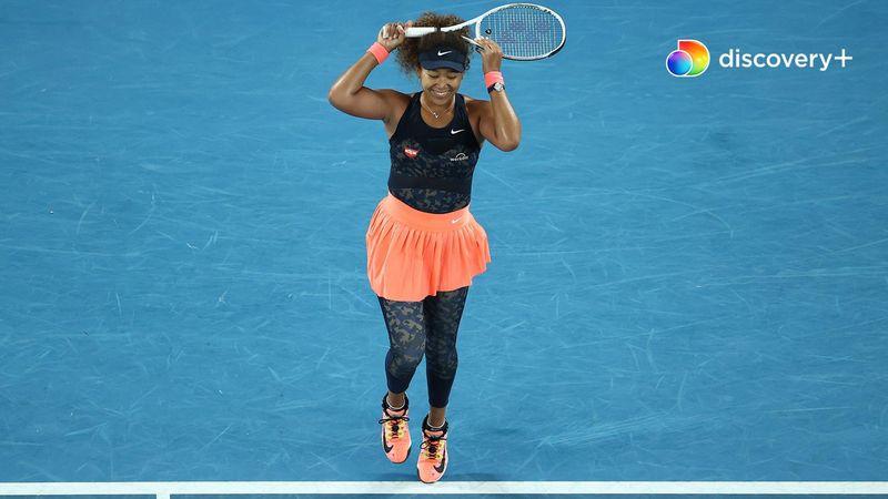 Highlights: Naomi Osaka sejrer sikkert over Jennifer Brady og vinder sin fjerde Grand Slam-titel
