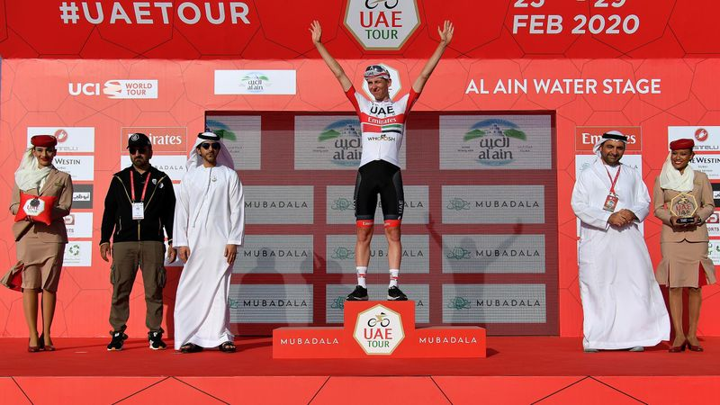 UAE Tour: Highlights stage 5