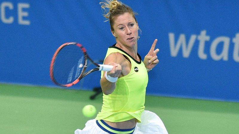 Dominée par Cibulkova, Parmentier s'arrête en demi-finale