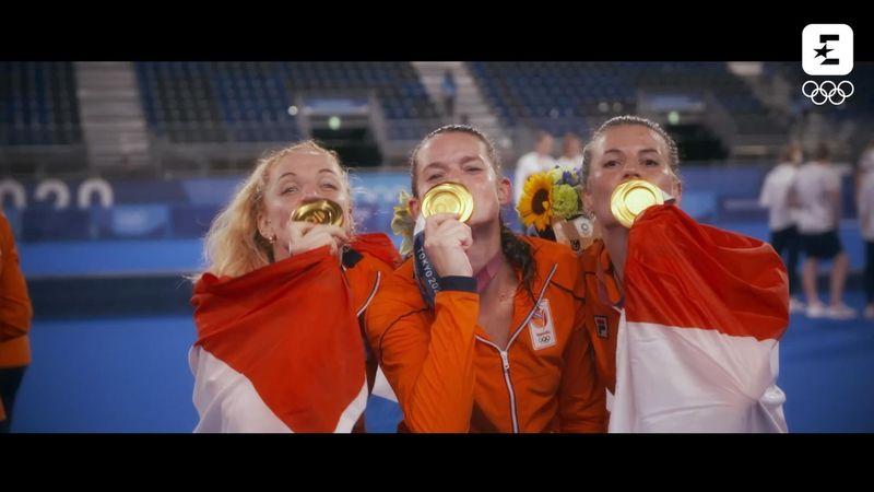 Tokyo 2020 | Zo wonnen de hockeyvrouwen goud
