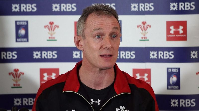 Rob Howley: It's always physical against France