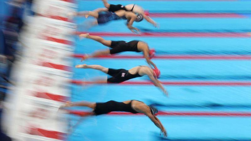 Natație - Tokyo 2020 - Rezumate de la Olimpiadă