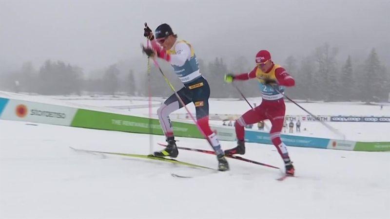 Duell der Superstars: Kläbo und Bolschunow kämpfen um Staffel-Gold
