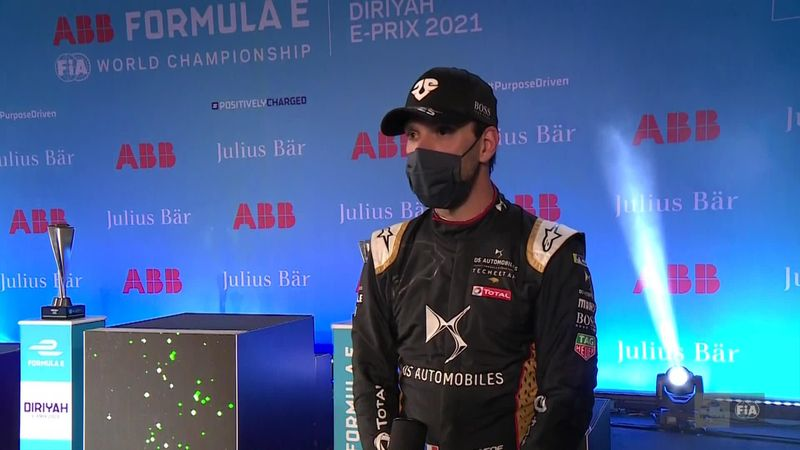 'I think we need to discuss internally what happened' - Vergne on clash with team-mate