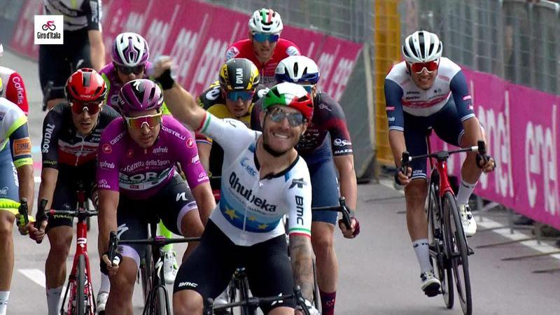 Кровь и безумный финиш – горячий 13-й этап «Джиро»