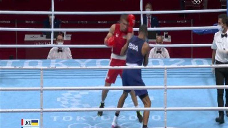 Hebert Sousa, campion olimpic la categoria mijlocie, după un KO de zile mari