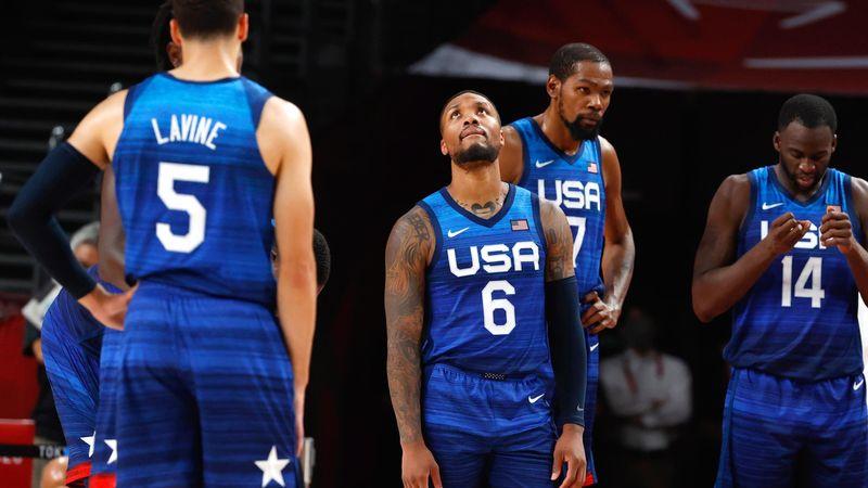 Baloncesto   Francia-Estados Unidos: ¡Sorprendidos en el debut! (83-76)