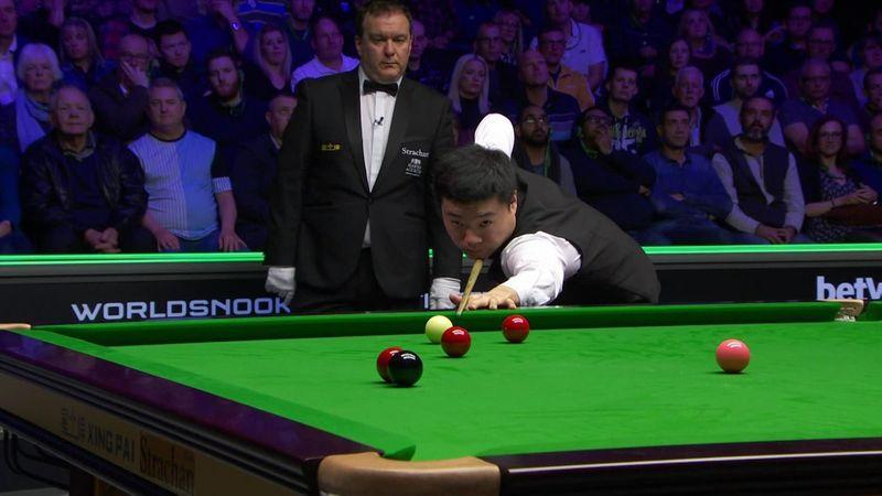UK Championship: Final - Finish Ding