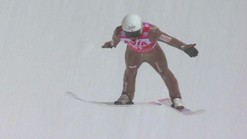 Piotr Zyla tops qualifying