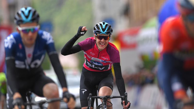 Российский велогонщик Сиваков победил на многодневке «Тур Альп»