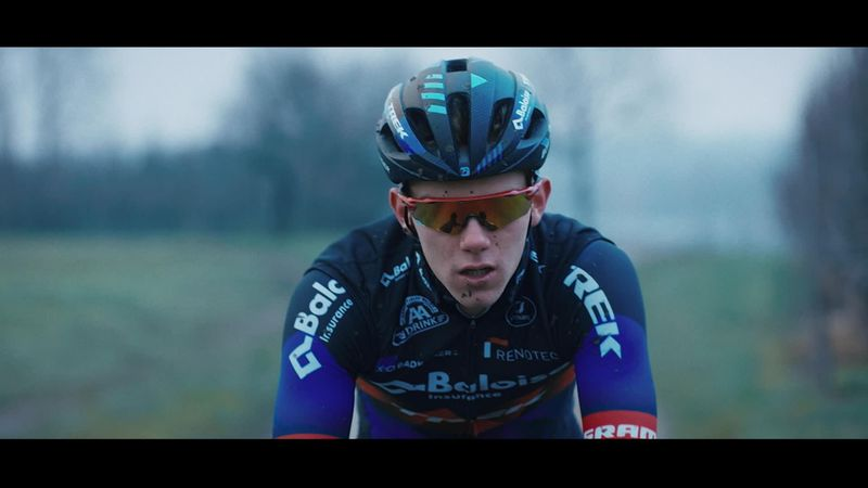 The Cycling Show - Go behind the scenes with rising star Thibau Nys
