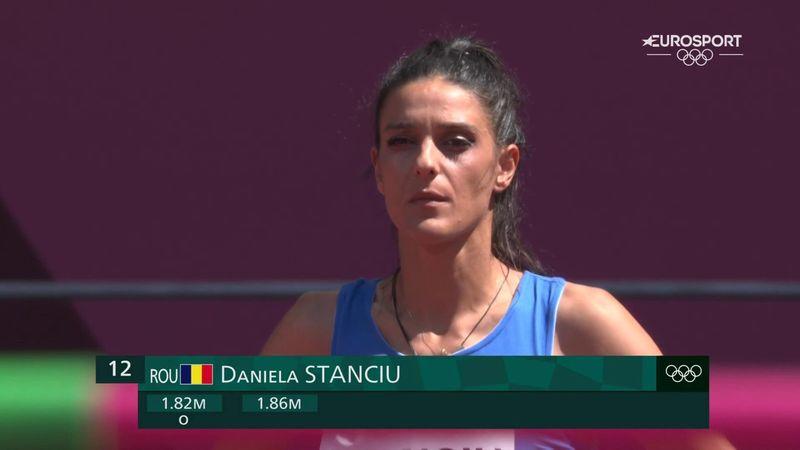 Jocurile Olimpice: Săritură în înălțime, Daniela Stanciu, 1.90m