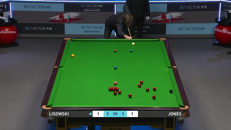 'Oh dear!' - Lisowski the beneficiary of 'incredible' fluke