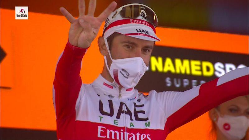 Diego Ulissi, Giro'da 13. etabı zirvede noktalıyor