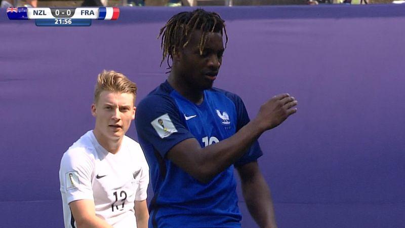 "Nuova Zelanda-Francia 0-2: i transalpini si ""regalano"" l'Italia"