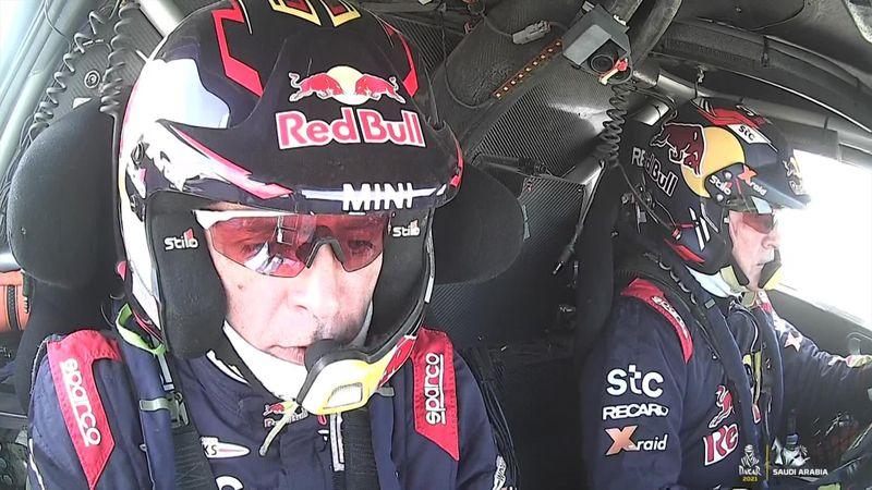 Giniel stoppe la série d'Al-Attiyah, Sainz et Loeb encore perdus : le résumé de la 5e étape Autos
